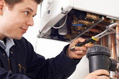only use certified Riggs heating engineers for repair work